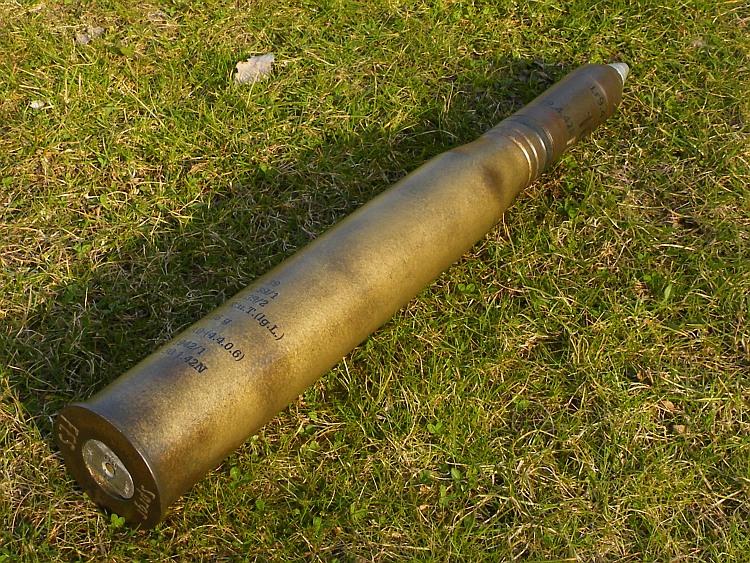 German shell 5cm Sprgr Patr 38 | Replica Arms Manufacturer