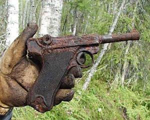 Luger Parabellum P 08 Replica Replica Arms Manufacturer