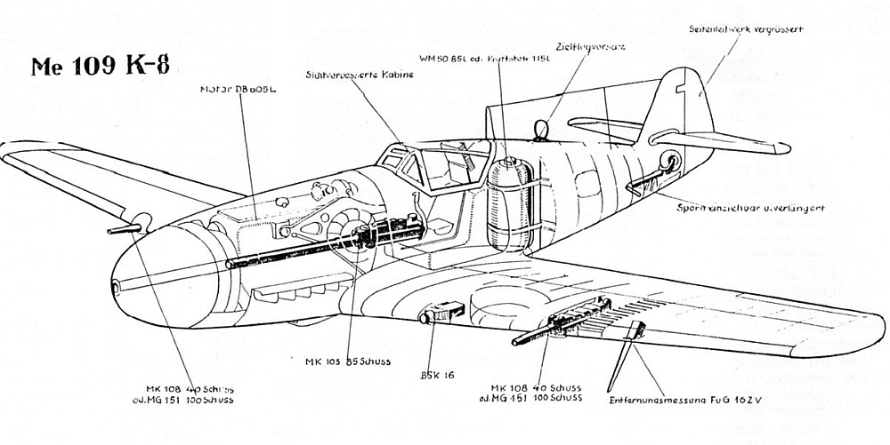 Bf 108 Aircraft  Auto Electrical    Wiring       Diagram